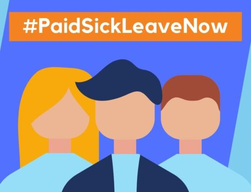 NB NDP Supports NB Federation of Labour on Paid Sick Leave